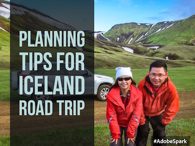 Planning Tips for your Iceland Road Trip