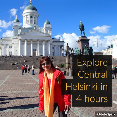 Explore Central Helsinki in 4 hours