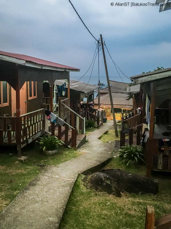 Damai Resort, Genting Village (Tioman, Malaysia)