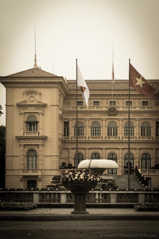 Ho Chi Minh Presidential Palace (Hanoi, Vietnam)
