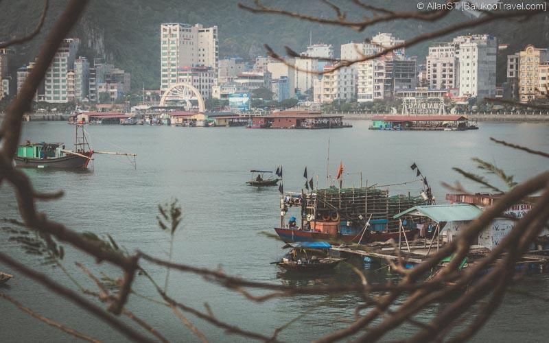 Cat Ba town (Vietnam)