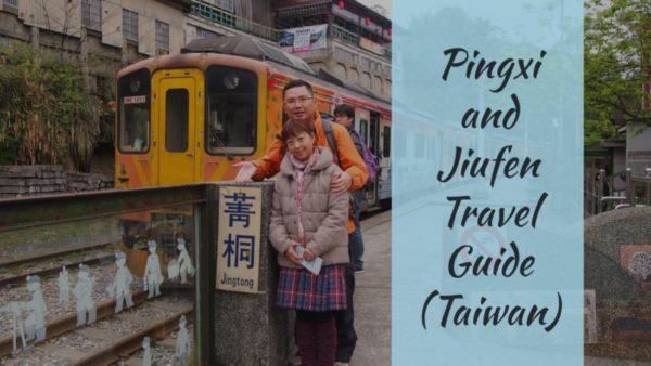 Pingxi and Jiufen Travel Guide, Taiwan