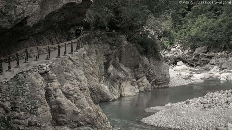 Shakadang Trail (砂卡礑步道), Taroko Gorge (Hualien, Taiwan) @2016
