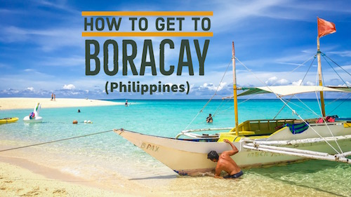 How to get to Boracay (Philippines)