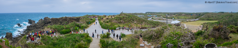Maobitou Park (貓鼻頭公園), Kenting National Park (Taiwan)