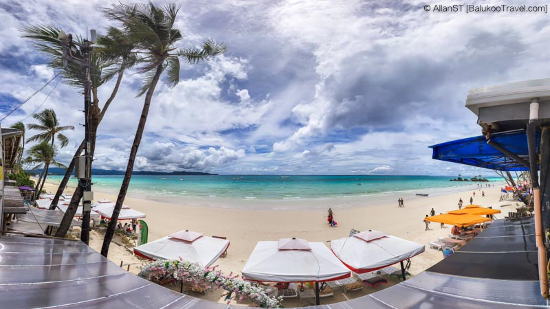 White Beach, Station 1, Boracay (Philippines) @Sep2017