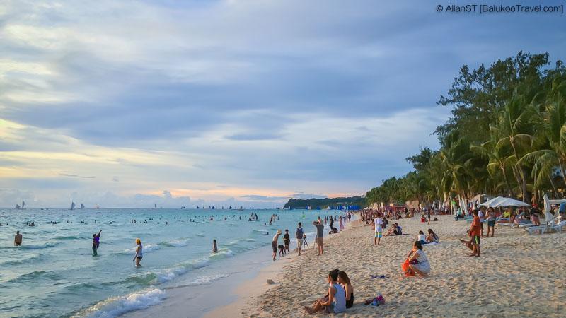 White Beach, Boracay (Philippines) @Sep2017