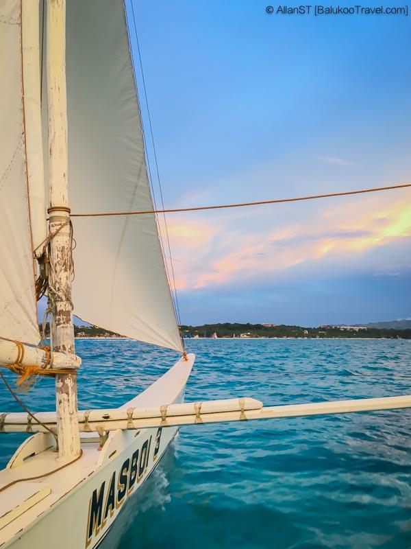 Sunset Cruise, Boracay (Philippines) @Sep2017
