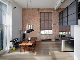 How to Achieve a Modern, Industrial Interior Design Look ...