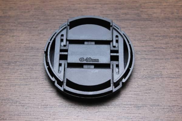 49mm Lens Cap Back