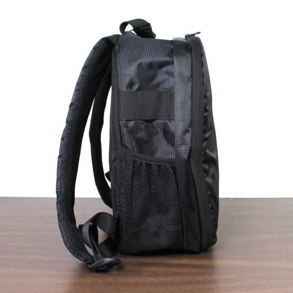 Small Indepman Camera Backpack Bag left side