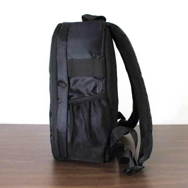 Small Indepman Camera Backpack Bag right side