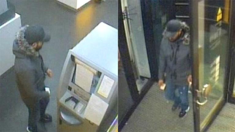Dreimal Geld abgehoben – Polizei sucht Täter