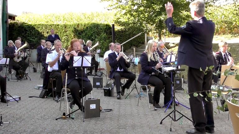 Konzert: 40 Jahre Feuerwehr-Musikzug