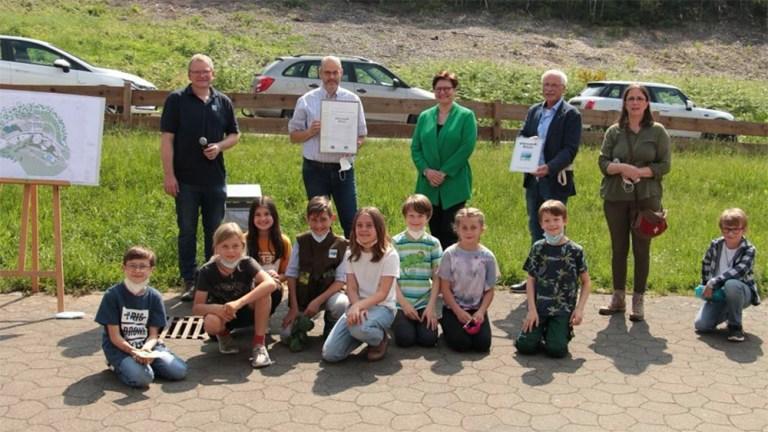 Walddorfschule als Naturpark-Schule ausgezeichnet