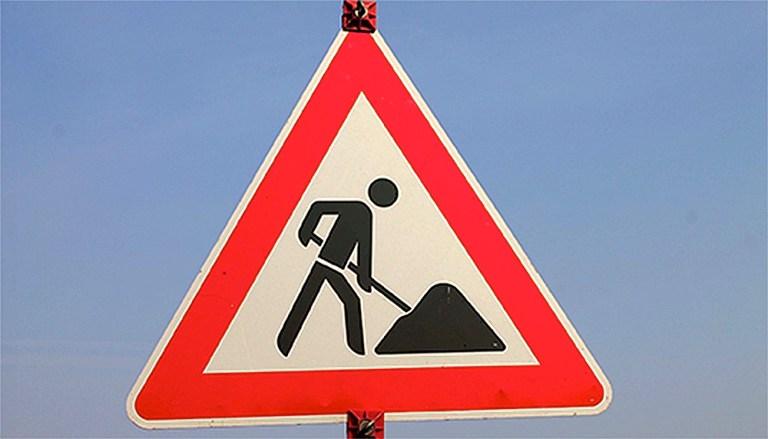 Volkringhauser Weg wird ab Montag zur Baustelle
