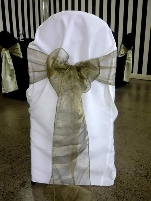 balwyn events chair covers posture mesh antique gold organza -