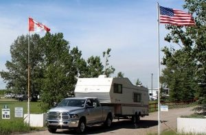 Balzac Campground