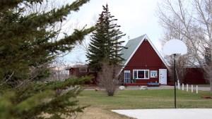 Balzac, Alberta Canada Campground RV Park and Storage