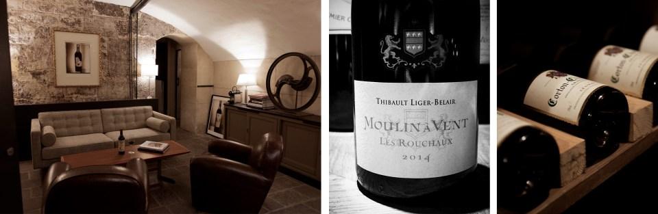 Louis Duquesne, vin, cave, paris, Vintage & Cie, Vintage and Cie, Thibault Liger-Belair, Moulin à Vent, Les Rouchaux,