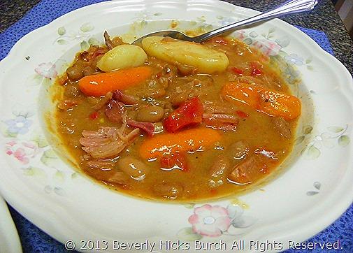 Nouv Southern Bean Soup