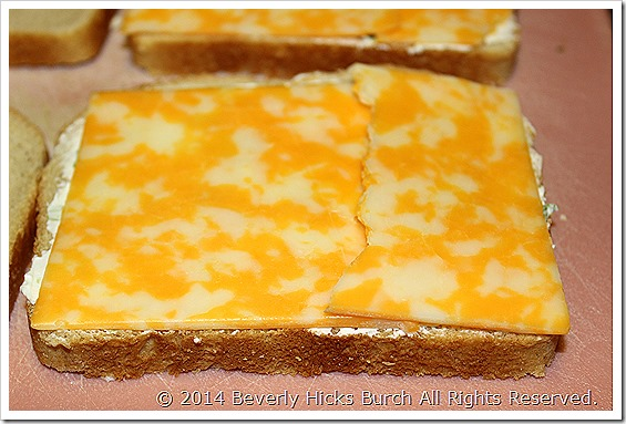 Add a layer of cheese
