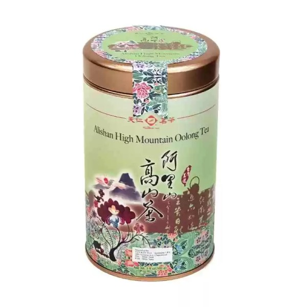 Trà Đài Loan Alishan high mountain oolong Tea Tenren A Lý Sơn