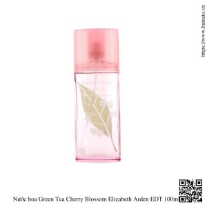 Nước hoa Green Tea Cherry Blossom Elizabeth Arden EDT 100ml (2)