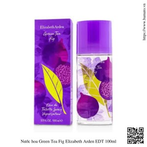 Nước hoa Green Tea Fig Elizabeth Arden EDT 100ml (2)
