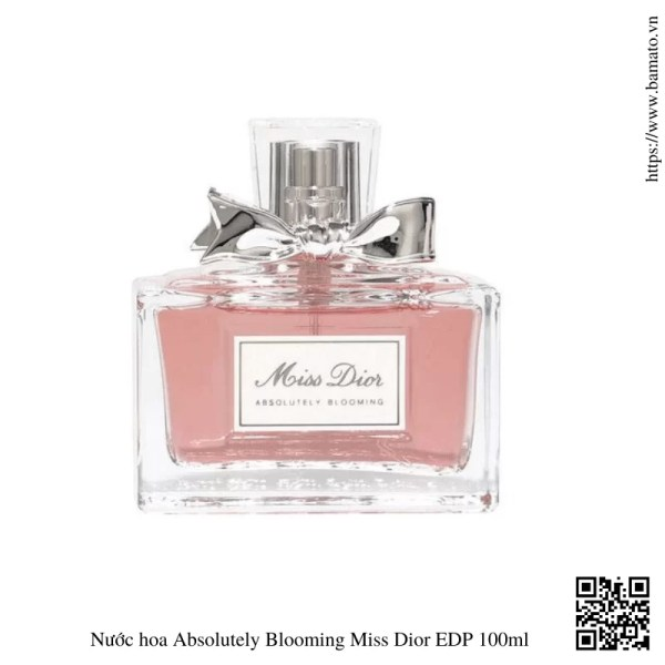 Nuoc hoa Absolutely Blooming Miss Dior EDP 100ml 3