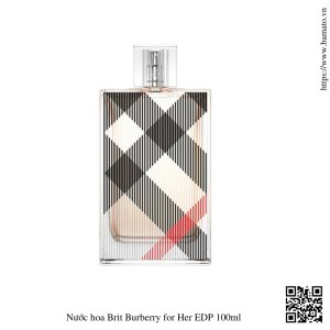Nuoc hoa Brit Burberry for Her EDP 100ml 2