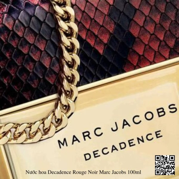 Nuoc hoa Decadence Rouge Noir Marc Jacobs 100ml can canh