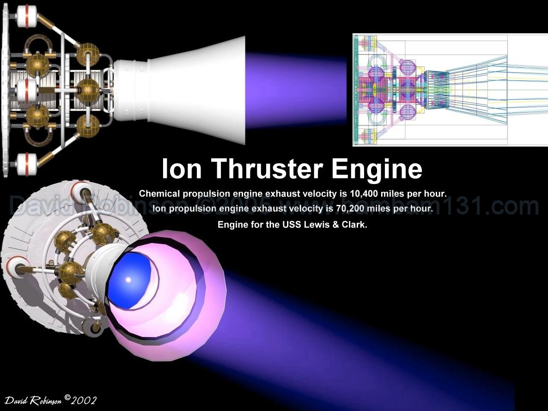 ion thruster diagram 1995 chevy blazer engine scramjet elsavadorla