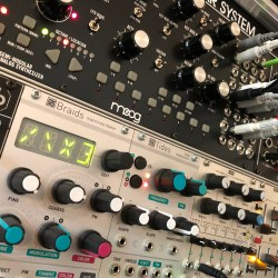 BamBam Studio modular synthesizer euro rack683