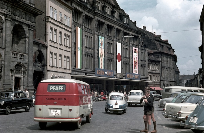 Bamberg in alten Ansichten  Bamberger Onlinezeitung