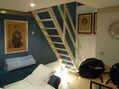 interno dell'appartamento