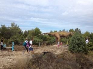 parco dinosauri istria