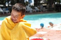 piscina hotel villa rosa