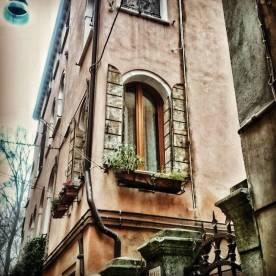 finestre a venezia
