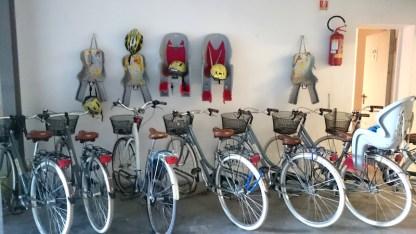 Le biciclette