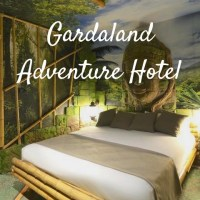 Gardaland Adventure Hotel emozioni anche di notte