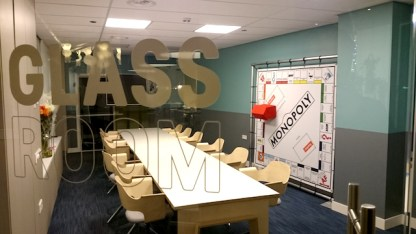 design sala riunioni