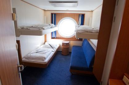 nave Baltic Queen