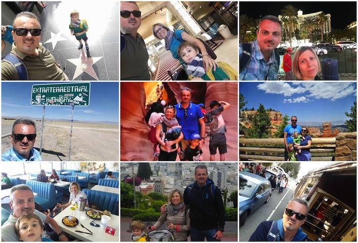 west coast con bambini 18 giorni