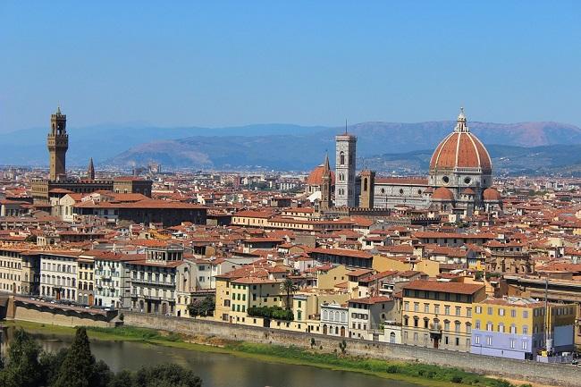 Visitare la Toscana: le città d'arte, Firenze