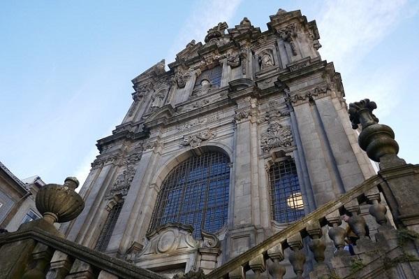 Porto (Portogallo) cosa vedere: Torre Clèrigos