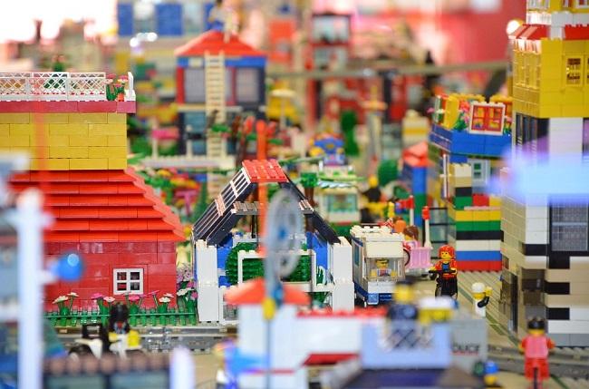Lego center di Manchester