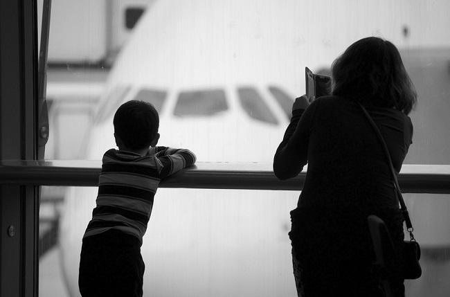 aeroporto, richiedere passaporto bambini