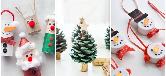 10 Lavoretti di Natale per bambini