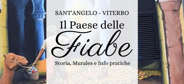 Sant'Angelo, a Viterbo c'è il paese delle fiabe